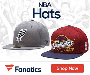 NBA HATS LOGO