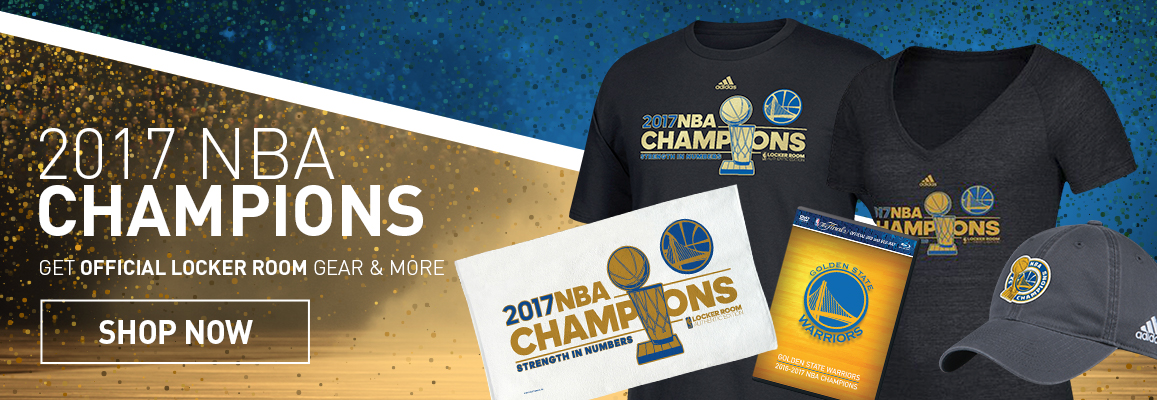 66a55404f78 Purchase All Your Golden State Warriors Championship Apparel Today ...