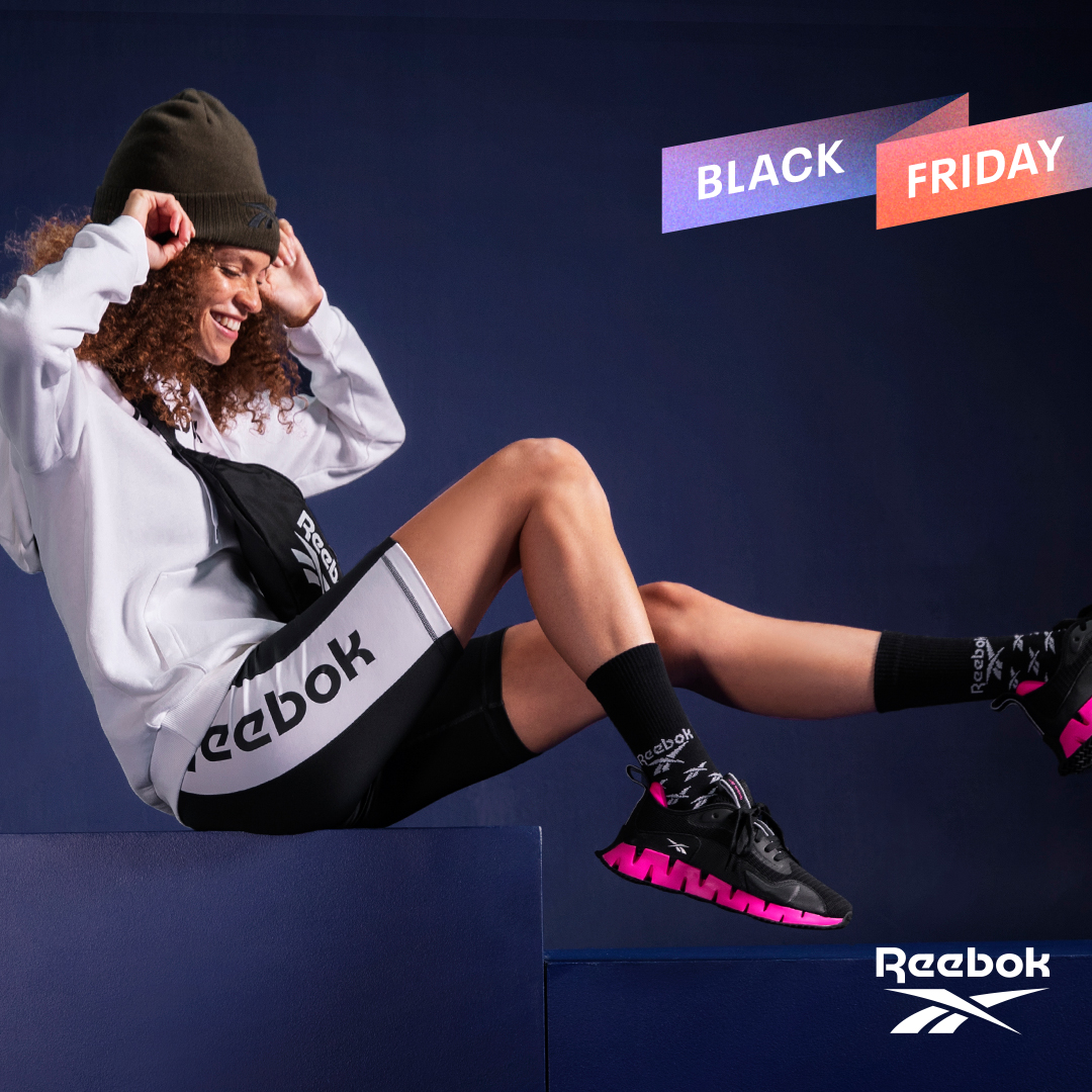 SAVE BIG WITH BLACK FRIDAY SALE AT REEBOK!